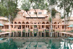 Amanbagh Resort, Rajasthan
